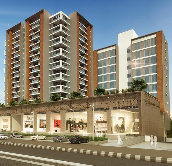 Sai Paradise Building
